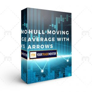 Hull Moving Average indicator with Arrows